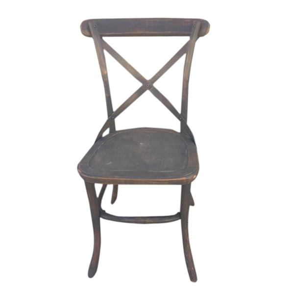 Specialty X Back Chair